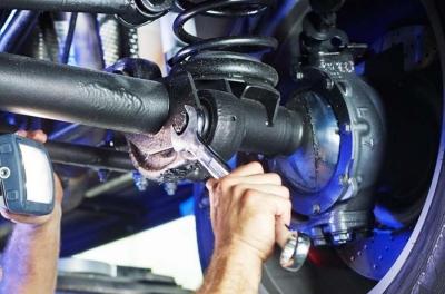 Ремонт рулевого управления