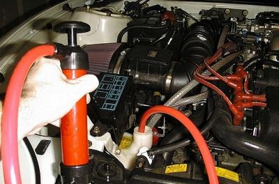 Аппаратная промывка топливной системы